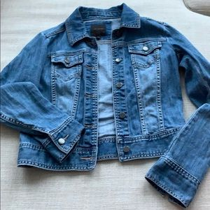 Jean Jacket The Limited size xs
